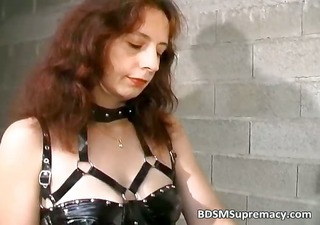 filthy redhead female-dom dominates this part5